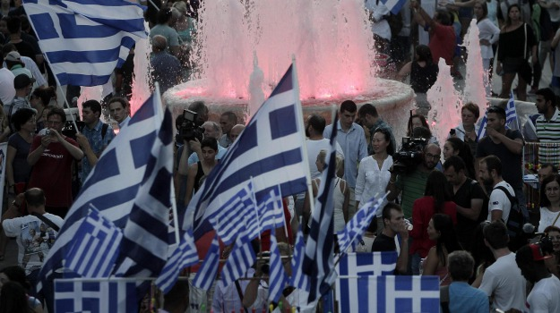Grecia, referendum, Sicilia, Archivio