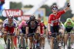 Tour De France: tris di Greipel, Froome resta maglia gialla