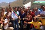 Palermo-Catania, aperta al traffico la trazzera finanziata dai grillini. Di Maio: pronti a governare