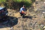 Sorpreso a dar fuoco alle sterpaglie: arrestato panettiere a Palermo