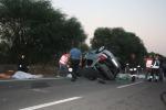 Tragico scontro sulla Palermo-Sciacca Bilancio pesantissimo: tre le vittime