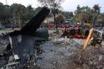 Incidente aereo nell'isola di Sumatra, recuperati più di 140 corpi