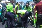 Palermo, incidente mortale alla Cala: vittima un'anziana, ferito il fratello