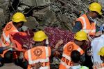 Tragedia in India, crolla una palazzina di tre piani: 6 le vittime