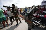 Attacco armato alla polizia indiana, conflitto a fuoco con 4 attentatori