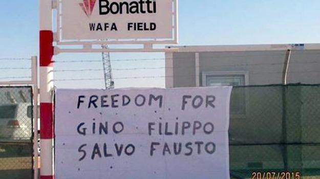 italiani, libia, rapimento, sequestro, Sicilia, Mondo