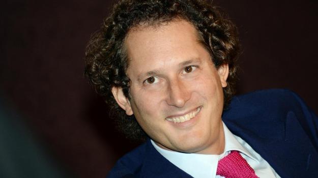 >, Fca, fiat, general motors, John Elkann, Sicilia, Economia