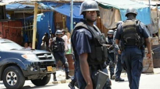 Giamaica, Kingston, numero, omicidi, Sicilia, Mondo