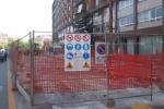 Riapre il cantiere per l'anello ferroviario, da giovedì chiude al traffico piazza Castelnuovo