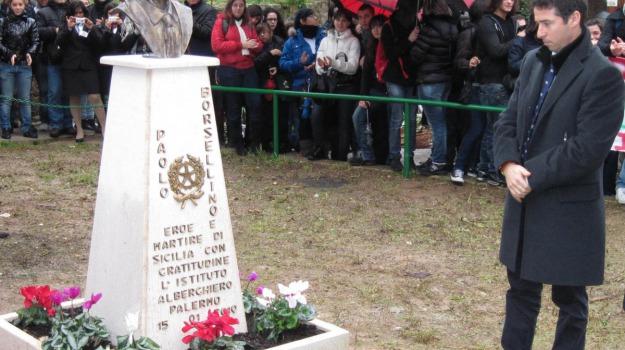 19 luglio, commemorazione, mafia, Manfredi Borsellino, Paolo Borsellino, Sicilia, Cronaca