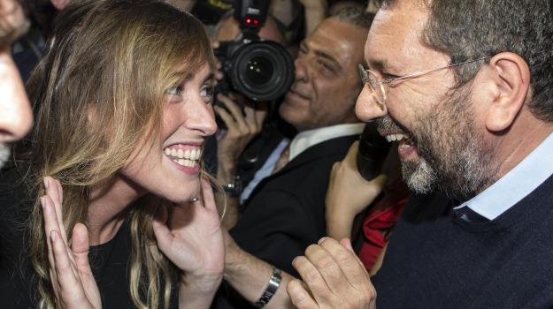 festa dell'unità, ministro, riforme, roma, sindaco, Sicilia, Politica