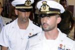 I due marò, Massimiliano Latorre e Salvatore Girone