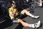 Martin, clavicola ko e addio al Tour: solo paura per Nibali