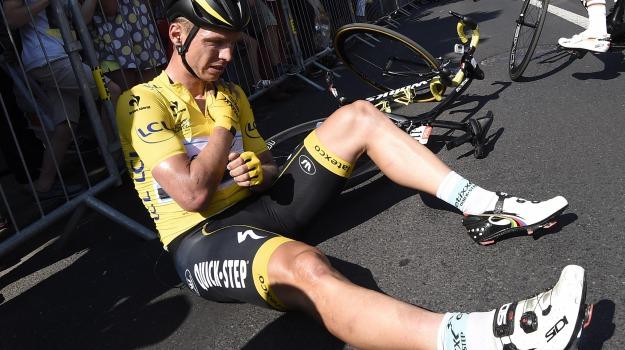 ciclismo, tappa, tour de france, Tony Martin, Vincenzo Nibali, Sicilia, Sport