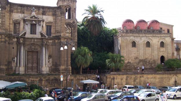 LA MARTORANA, siti unesco, Sicilia, Palermo, La bella Sicilia
