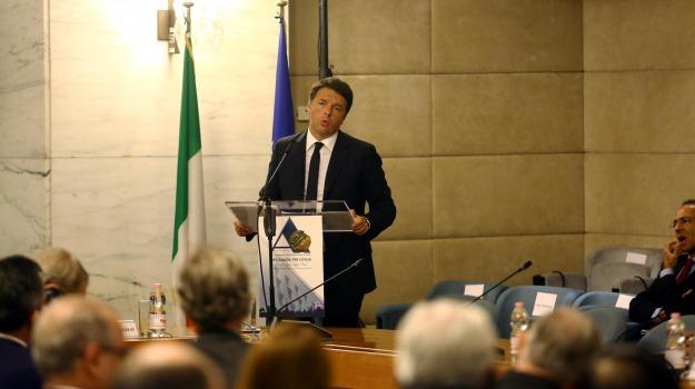 maxipiano, sgravi, tagli, tasse, Matteo Renzi, Sicilia, Economia, La politica di Renzi