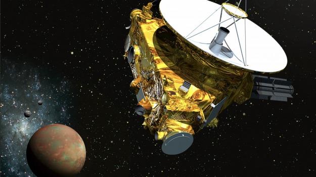 cinque lune, missione, PLUTONE, sonda new horizons, Sicilia, Società