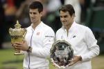 Wimbledon, Djokovic si conferma il re dell'erba: in finale battuto Federer