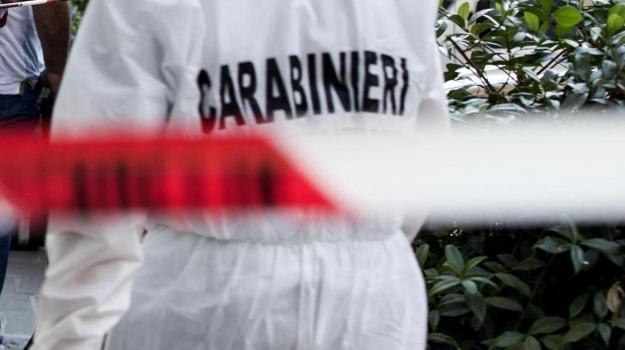 carabinieri, omicidio, padre, Salerno, Catania, Cronaca