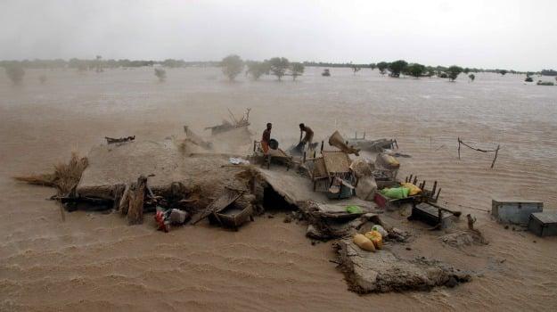 Pakistan, tempesta, Sicilia, Mondo