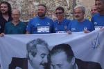 Palermo, una partita in ricordo di Paolo Borsellino: presente il figlio Manfredi - Video