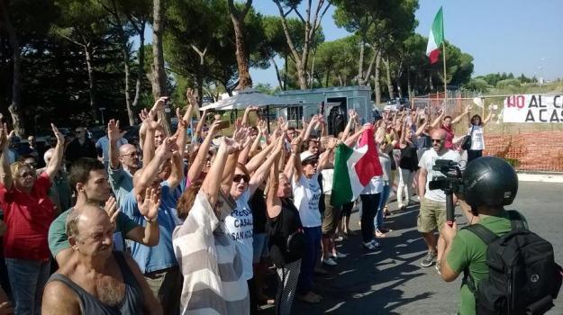 blocchi, migranti, protesta, Sicilia, Cronaca