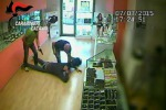 Rapina sventata dai carabinieri, tre arresti ad Aci Castello
