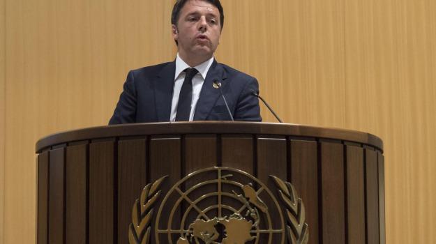 governo, Nairobi, premier, terrorismo, università, visita, Matteo Renzi, Sicilia, Politica