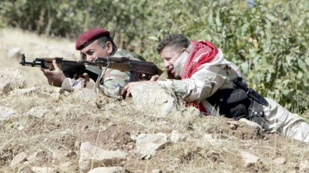attacchi, curdi, guerra, terrorismo, Turchia, Sicilia, L'Isis, lo scettro del Califfo, Terrore e terroristi