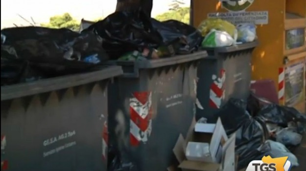 agrigento, emergenza rifiuti, Agrigento, Cronaca