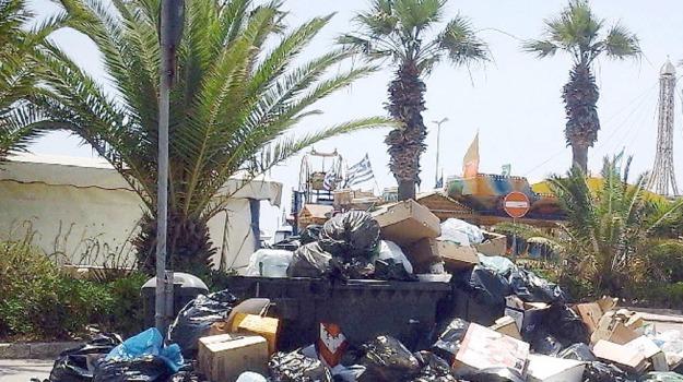netturbini, rifiuti, sciopero, Agrigento, Cronaca