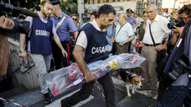 bimbo morto, Lutto, metro, Napoli, roma, Sicilia, Cronaca