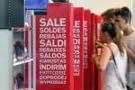 Al via i saldi in Sicilia: al Sud il commercio soffre, solo 1 famiglia su 3 farà acquisti