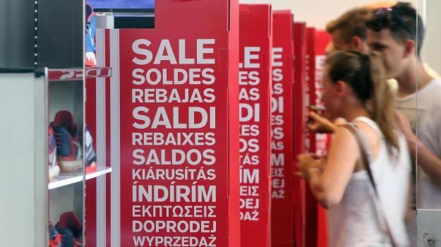 saldi palermo, Palermo, Economia