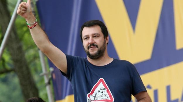 immigrazione, Lega Nord, nigeria, viaggio, visto, Matteo Salvini, Sicilia, Politica