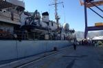 Palermo, al porto sbarca una nave con 648 migranti: in due giorni 1.300 arrivi