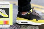 Le scarpe del futuro? Cambiano colore grazie ad un'app