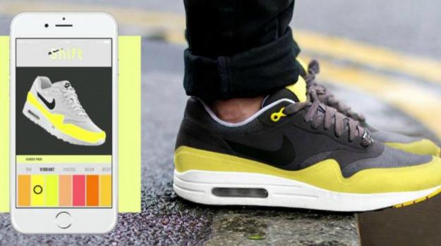 app, scarpe, smartphone, sneackers, Sicilia, Società