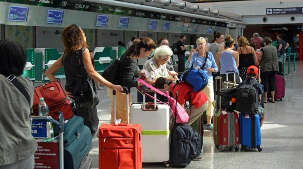 aerei, aeroporti, sciopero, voli, Sicilia, Cronaca