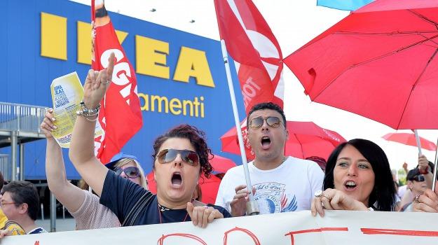 Ikea, sciopero, Sicilia, Economia