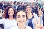 Attentato kamikaze in Turchia, in un selfie alcune delle vittime