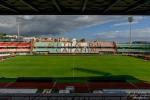 Allo stadio di Catania con un petardo nel reggiseno, arrestata tifosa del Catanzaro