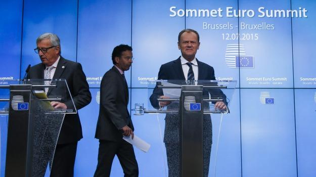 eurozona, GREXIT, vertice ue, Alexis Tsipras, Angela Merkel, Sicilia, Mondo