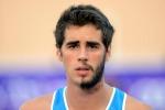 Tamberi, l'atleta con la barba a metà che salta molto in alto: record italiano