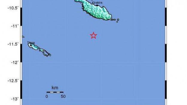 oceano, scossa, terremoto, Sicilia, Mondo