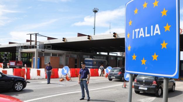 terrorismo italia, Sicilia, Cronaca