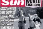 La Regina Elisabetta da piccola faceva il saluto nazista: il video che la riprende