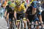 Tour, Froome in trionfo a Parigi: è il suo quarto successo