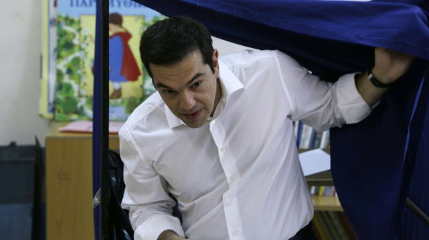 Crisi, euro, referendum, Alexis Tsipras, Sicilia, Mondo
