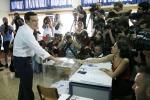 """File ai seggi per il voto in Grecia, Tsipras: """"Apriamo la strada ai popoli d'Europa"""""""